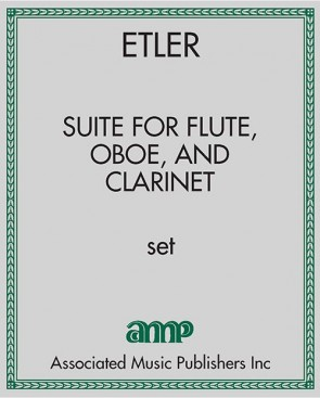 Suite for Flute, Oboe, and Clarinet