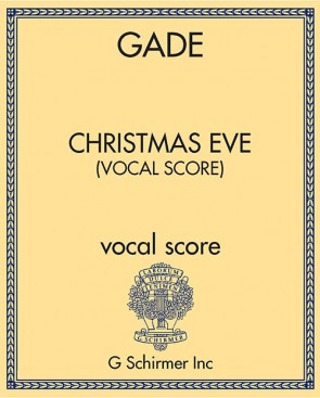Christmas Eve (vocal score)
