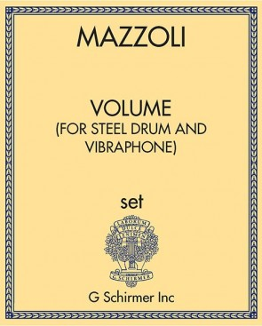 Volume (for steel drum and vibraphone)