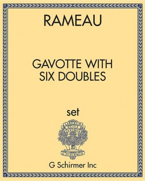 Gavotte with Six Doubles