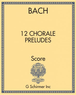 12 Chorale Preludes