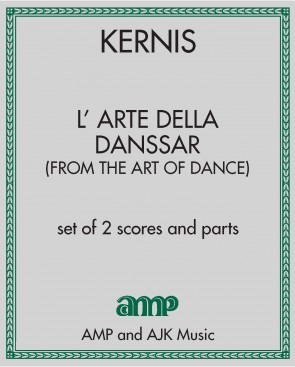 Arte della Danssar, L' (from The Art of Dance)