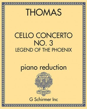Cello Concerto No. 3, Legend of the Phoenix