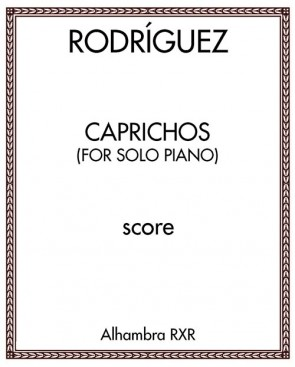 Caprichos (for solo piano)