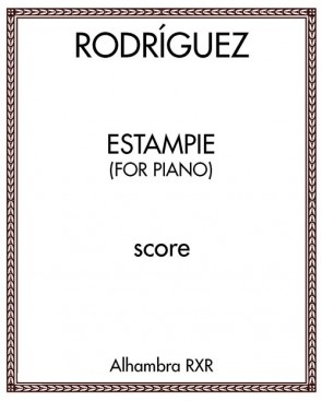 Estampie (for piano)