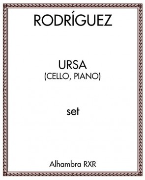 Ursa (cello, piano)