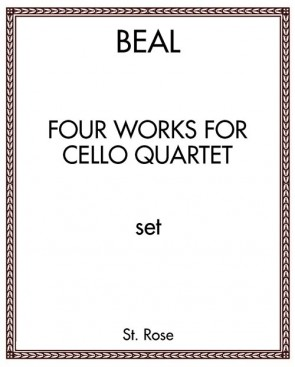 Four Works for Cello Quartet