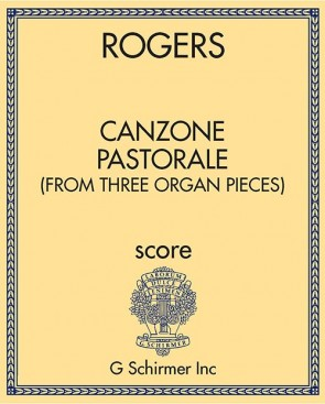 Canzone Pastorale (from Three Organ Pieces)