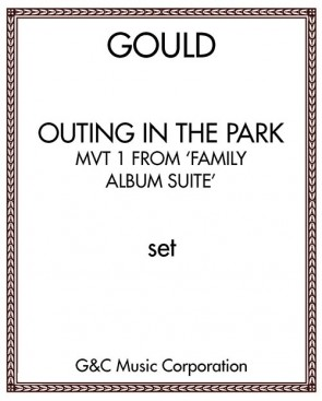 Outing in the Park: mvt 1 from 'Family Album Suite'