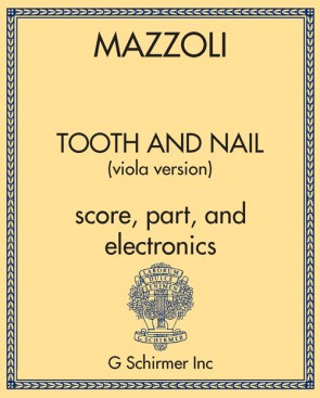 Tooth and Nail (viola version)