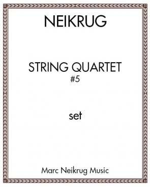 String Quartet #5