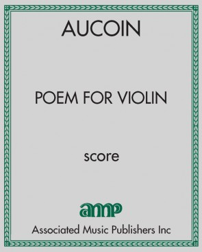 Poem for Violin