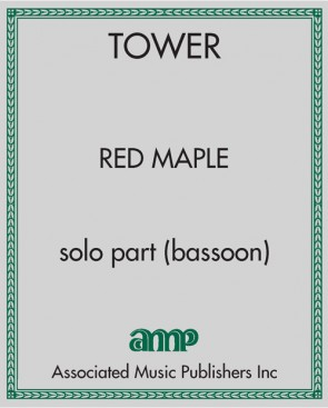 Red Maple - solo part only