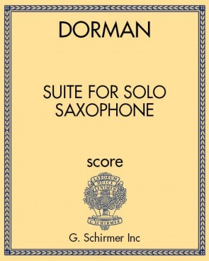 Suite for Solo Saxophone