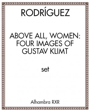 Above All, Women: Four Images of Gustav Klimt
