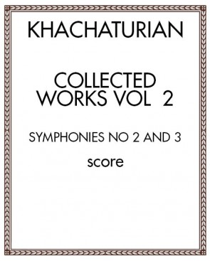Collected Works Vol.  2: Symphonies 2, 3