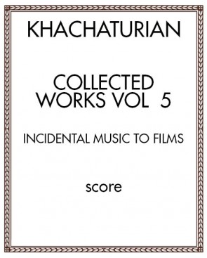 Collected Works Vol.  5: Orchestral Suites from Films