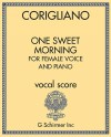 One Sweet Morning, for Female Voice and Piano