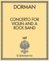 Concerto for Violin and a Rock Band
