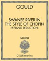 Swanee River in the Style of Chopin (2-piano reduction)