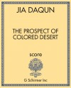 The Prospect of Colored Desert