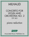 Concerto for Violin and Orchestra No. 2, Op. 263
