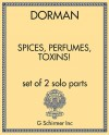 Spices, Perfumes, Toxins! - set of 2 solo parts