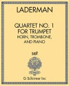 Quartet No. 1 for Trumpet, Horn, Trombone, and Piano