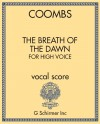 The Breath of the Dawn for high voice