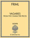Vagaries, from Five Character Pieces