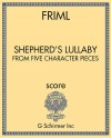 Shepherd's Lullaby, from Five Character Pieces
