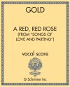"A Red, Red Rose (from ""Songs of Love and Parting"")"
