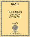 Toccata in D Major, BWV 912 (arr.)
