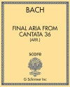Final Aria from Cantata 36 (arr.)