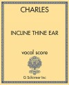 Incline Thine Ear