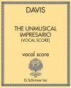 The Unmusical Impresario (vocal score)