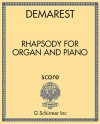 Rhapsody for Organ and Piano