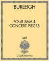Four Small Concert Pieces