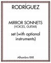 Mirror Sonnets (alternate orchestration)