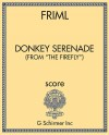 "Donkey Serenade (from ""The Firefly"")"