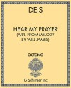 Hear My Prayer (arr. from melody by Will James)