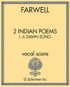 2 Indian Poems: I. A Dawn Song
