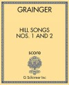 Hill Songs Nos. 1 and 2