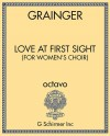Love at first sight (for women's choir)