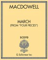 """March (from """"Four Pieces"""")"""