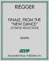 """Finale, from the """"New Dance"""" (2-piano reduction)"""