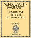 I Waited for the Lord (arr. William Stickles)
