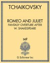 Romeo and Juliet, fantasy overture after W. Shakespeare (for two pianos)
