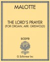The Lord's Prayer (for organ, arr. Griswold)