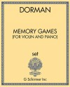 Memory Games (for violin and piano)
